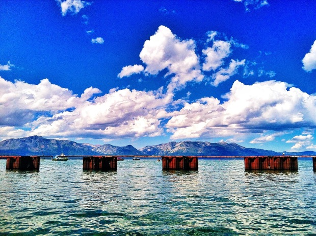 Barriers - Lake Tahoe, Nevada