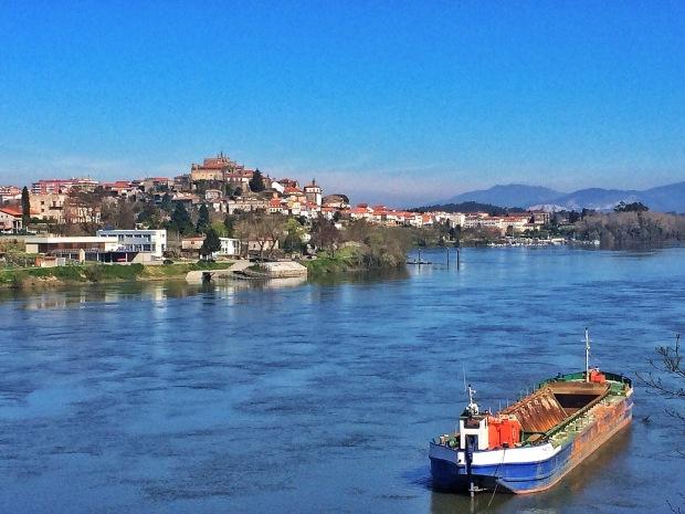 Boat - Camino Santiago