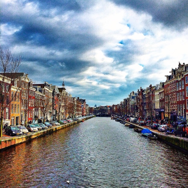 Canal City - Amsterdam, Netherlands
