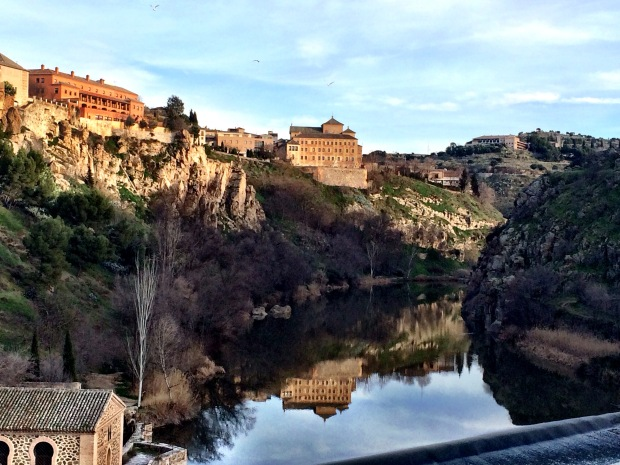 Castles and Reflections - Toledo, Spain