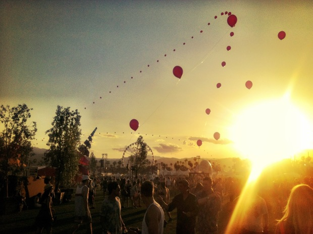 Coachella Sunsets