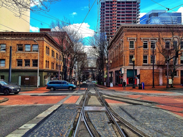 Pearl District - Portland, Oreg