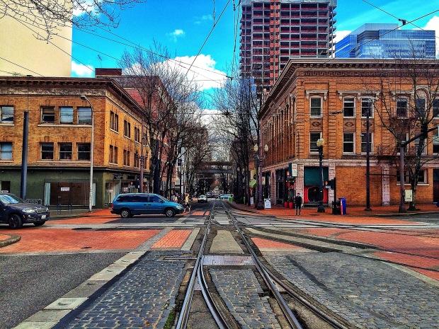 Pearl District - Portland, Oreg